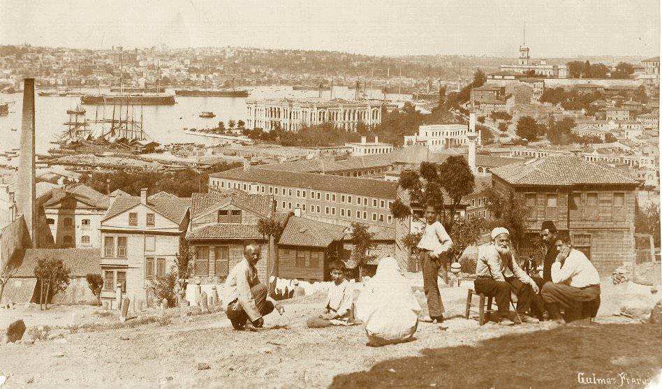 Kasımpaşa / Gulmez Fréres fotoğrafı