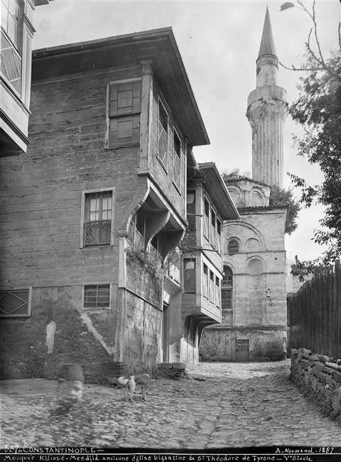 Vefa Kilise Camii / Alfred Nicolas Normand fotoğrafı, 1887