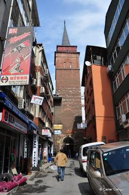 Arap Camii Kulesi
