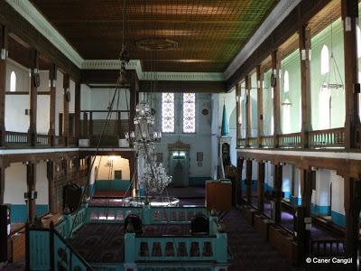 Arap Camii İç Görünümü