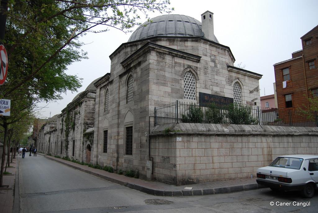 Şehzade Külliyesi Sıbyan Mektebi, Şehzadebaşı