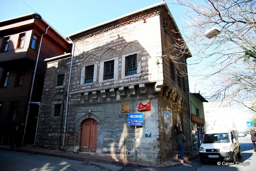 Süleyman Halife Sıbyan Mektebi, Fatih