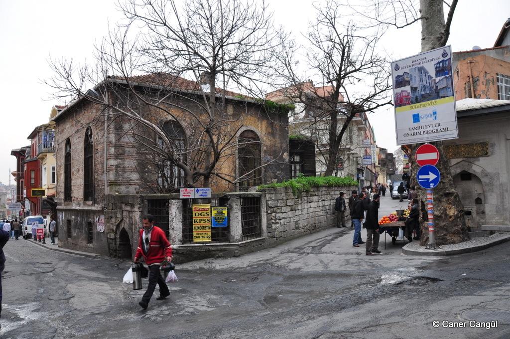 Ataullah Efendi Sıbyan Mektebi, Süleymaniye