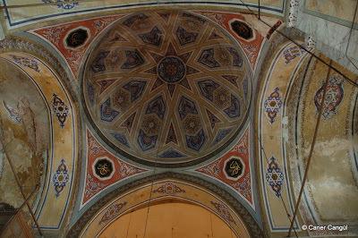 Gül Camii'nde Çokca Kullanılan Süleyman Mührü