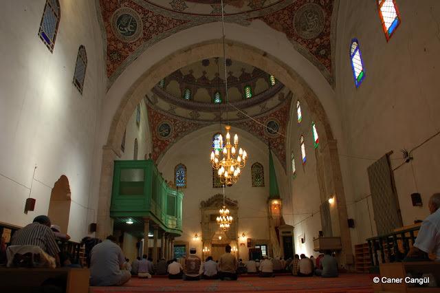 Mahmut Paşa Camii İç Görünümü