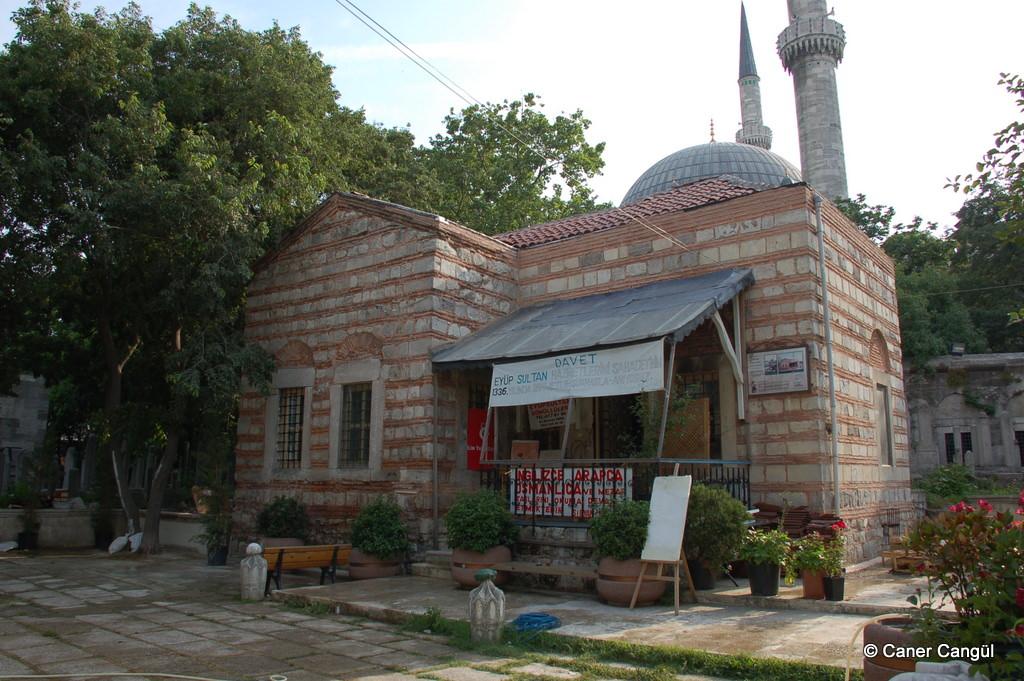 Mihrişah Valide Sultan Sıbyan Mektebi, Eyüp