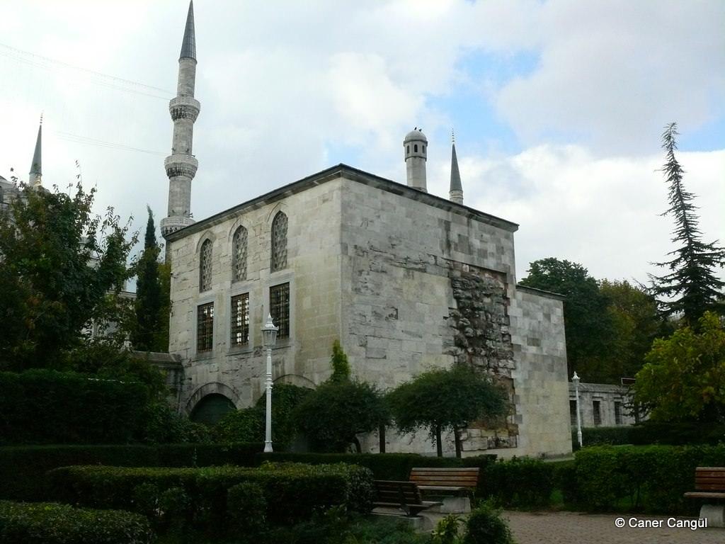 Sultan Ahmet Külliyesi Sıbyan Mektebi