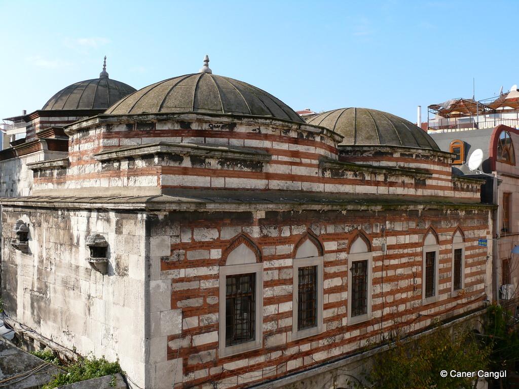 Amcazade Külliyesi Sıbyan Mektebi, Fatih
