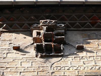 Süleyman Halife Sıbyan Mektebi Üzerindeki Kuş Evi