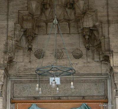Zal Mahmut Paşa Camii Girişi Üstündeki Süleyman Mührü