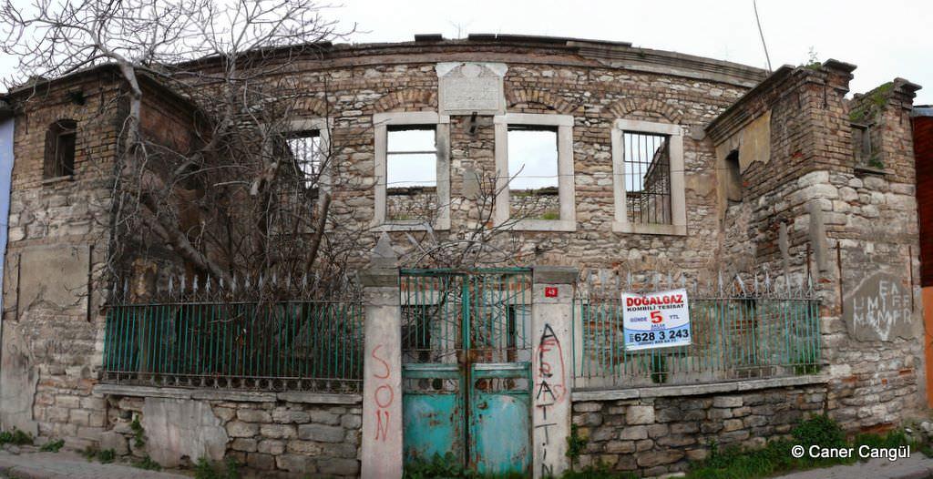 Balâ Sıbyan Mektebi, Silivrikapı