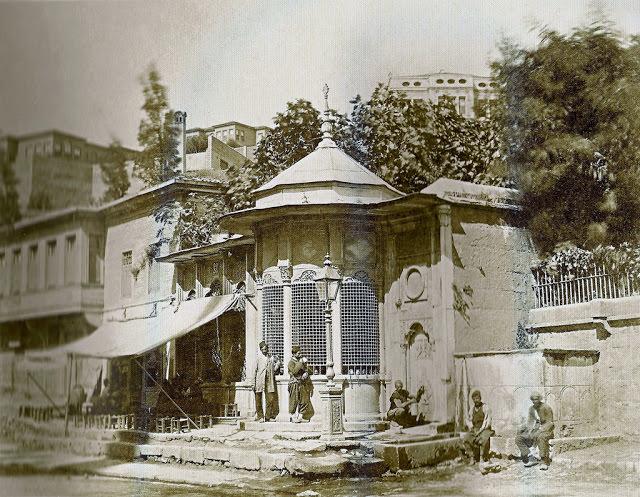 Mehmet Emin Ağa Sebili, Sıbyan Mektebi ve Tekke Binası