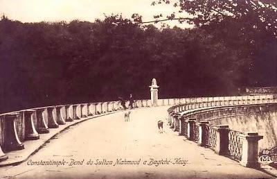 Sultan Mahmut Bendi Eski Fotoğrafı
