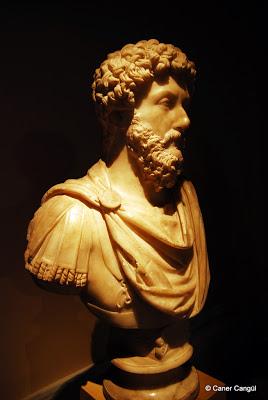 İmparator Marcus Aurelius Büstü, Kandilli Köyü/Bozüyük