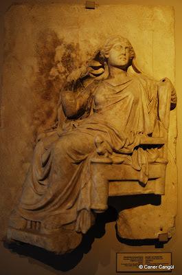 Demeter Kabartması, Biga, MÖ 4. YY