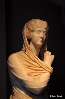 Kornelia Antonia'nın Heykeli, Atiokheia Ad Pisidium (Yalvaç) Roma Devri, MS 2. YY