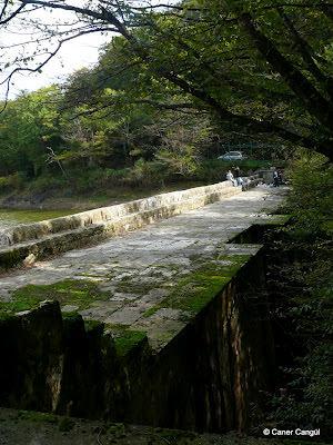 Kömürcü Bent Set Duvarı Üstü
