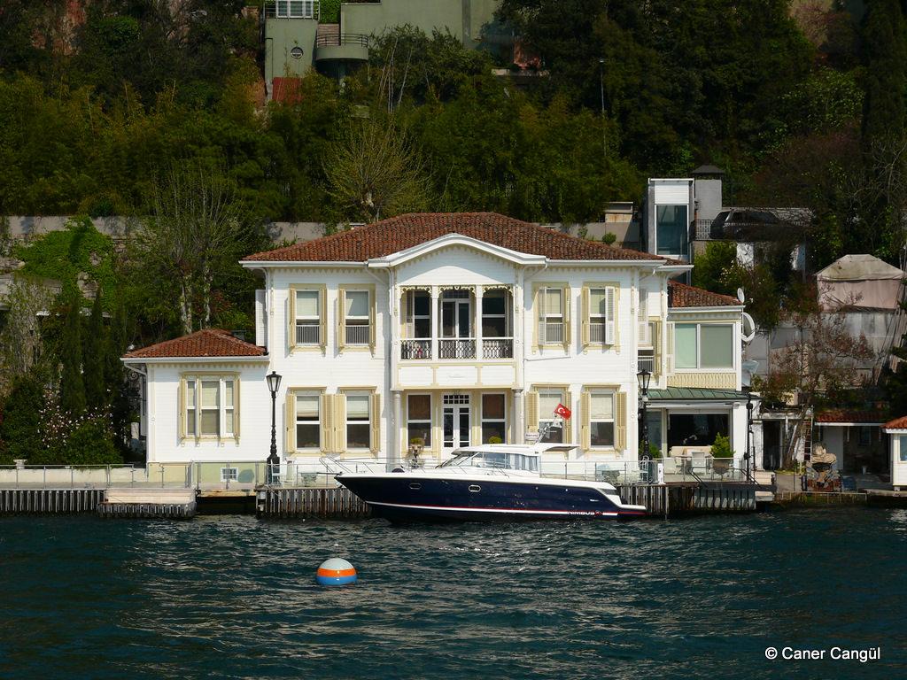 Nuri Paşa Yalısı, Kanlıca, Mayıs 2009