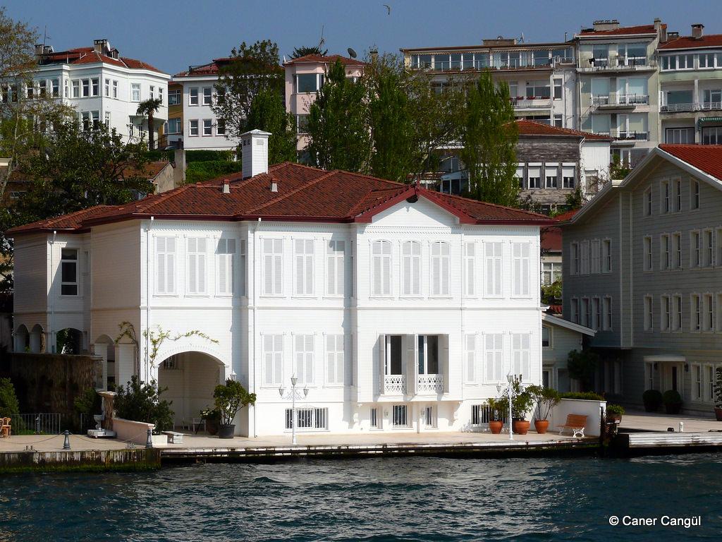 Rıza Bey Yalısı, Anadoluhisarı, Mayıs 2009