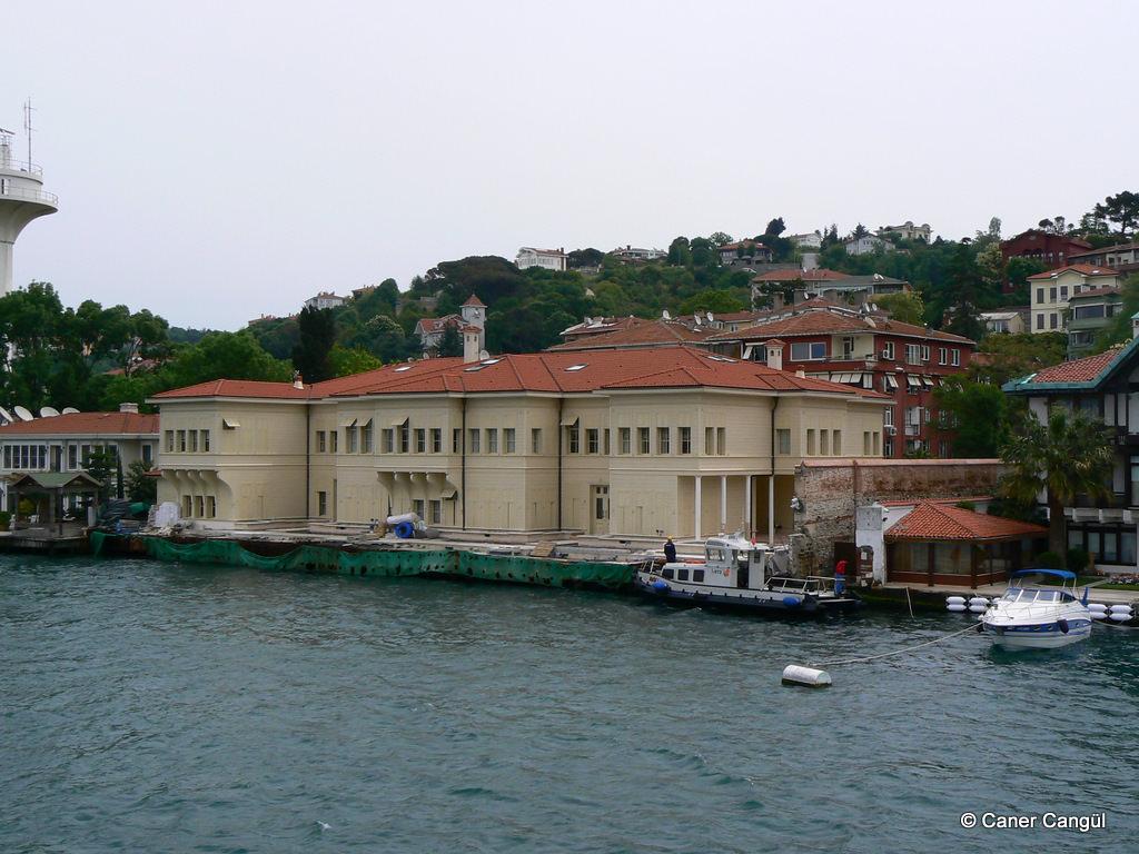 Saffet Paşa Yalısı, Kanlıca, Mayıs 2008
