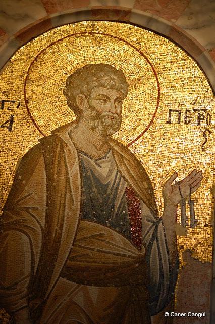 Havari Aziz Petros'un Mozaiği