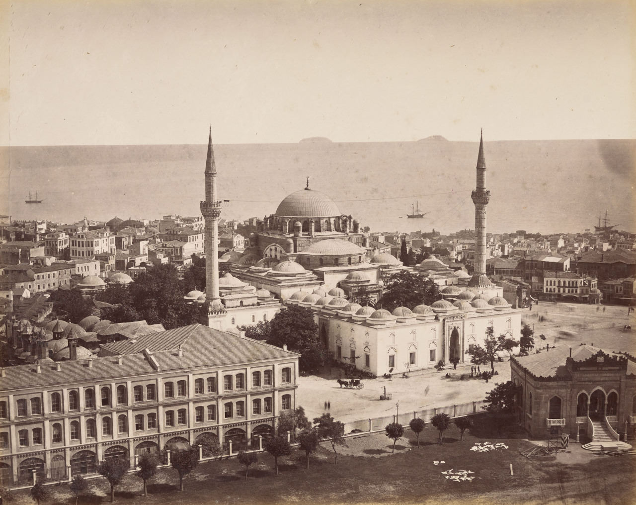 Abdullah Fréres, 1880'ler