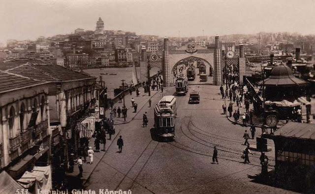 4. Galata Köprüsü
