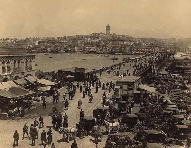 3. Galata Köprüsü