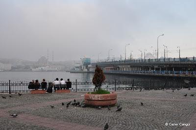 Galata Köprüsü, Haziran 2010