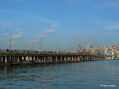Unkapanı Atatürk Köprüsü, Ocak 2009